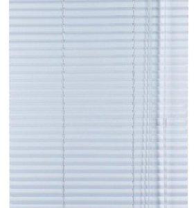 Жалюзи горизонтальные 120х160 см цвет серебряный