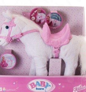 Лошадка Baby Born