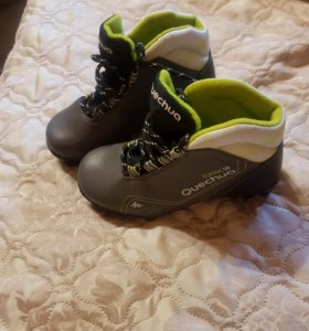 ботинки для лыж , 33 размер