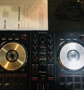 Pioneer DJ DDJ-SB + сумка чехол под контроллер