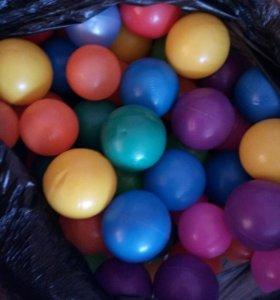 Шарики для сухого бассейна (375 штук)
