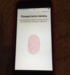 iPhone 6 space gray 16 гб с компектом