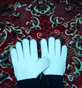 Перчатки вратарские для мини футбола
