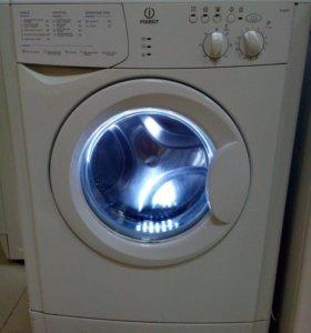 Стиральная машина бу Indesit с гарантией