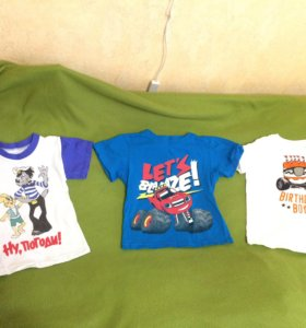 Вещи на мальчика 2-4 года
