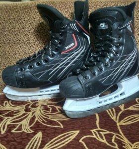 Хоккейные коньки Korobeyniki XX3 размер 38