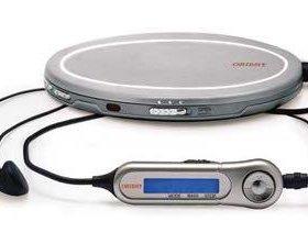 CD-MP3 плеер Orient