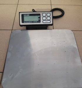 Весы напольные 150 кг в идеальном состоянии