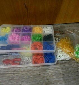 Резиночки для плетения.