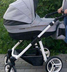 Продам детскую коляску 2 в 1 (люлька и прогулка)