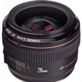Обьектив Canon 28 mm 2.8