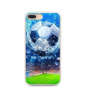 iPhone Чм 2018 спорт защитный чехол для Apple