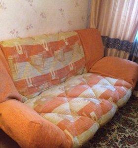 Диваны ( 2 шт) +2 кресла
