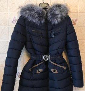 Стильная, тёплая куртка