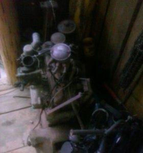 Двиготель москвич 402
