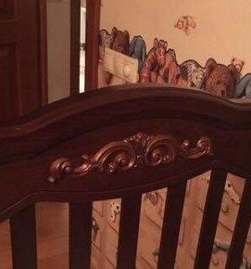 Кроватка Pali iris