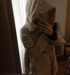 Куртка, подходит для беременных