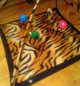 Игровой коврик для кошек,котят
