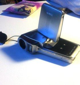 Видеокамера Sanyo Xacti VPC-C5 б/у на запчасти