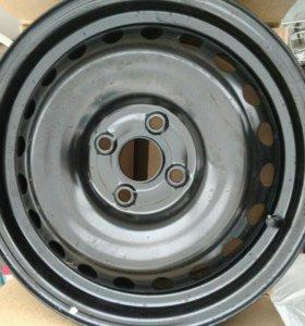 Штампованный диск