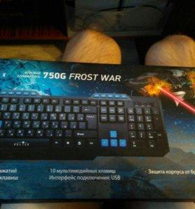 Игровая клавиатура Oklick 750G