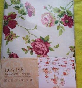 Скатерти Английская роза