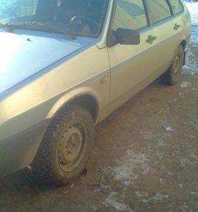 Авто 2109 2003 г