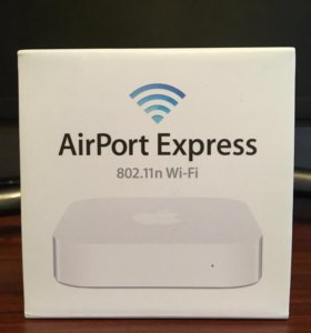 Wi-Fi роутер apple