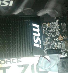 Видеокарта GeForce GT 710