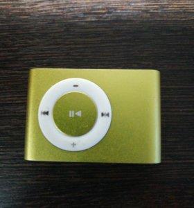 MP3 плеер 2gb под востановление / на запчасти