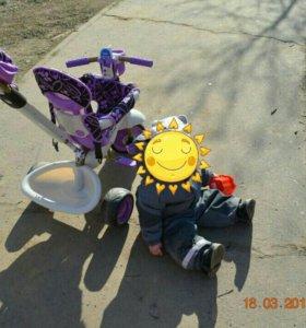 Велосипед 3в1