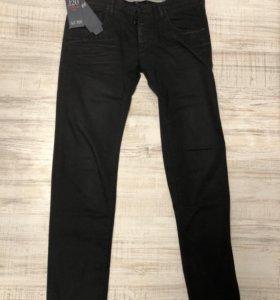 Джинсовые штаны Armani Jeans