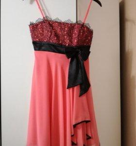 Платье вечернее 46размер