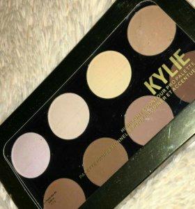 Набор хайлайтеров от NYX, Kylie