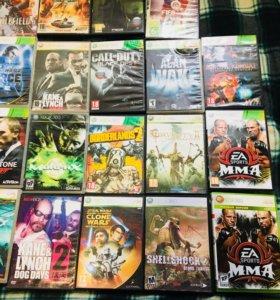 Игры на Xbox 360 б/у