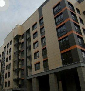 Квартира, 1 комната, 49.1 м²