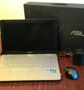 Игровой ноутбук ASUS N551J