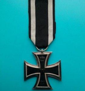 Железный Крест 2-го класса 1914г.