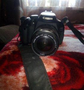 Фотоаппарат canon600d зеркальный