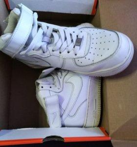 Кроссовки Nike Air Force1(копия).