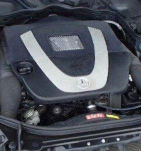 Двигатель Mercedes Benz M272 V6 2.5L E230 W211