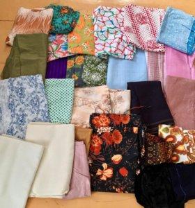 Различные ткани