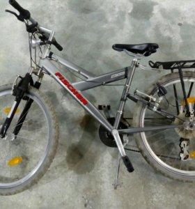 Велосипед из Германии Fischer