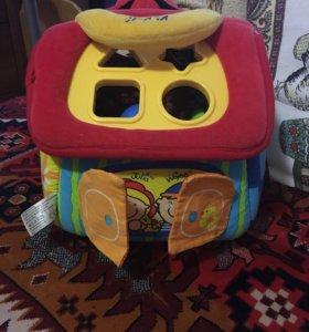 Домик игрушка