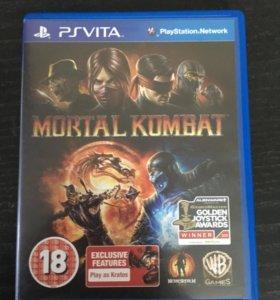 Mortal combat для Ps Vita