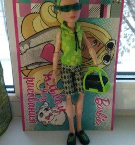 Кукла Дьюс monster high