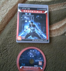 Star Wars the force unleashed на ps3