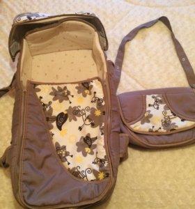Переноска корзина сумка