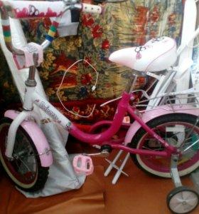 Детские велосипеды за каждый 2000р