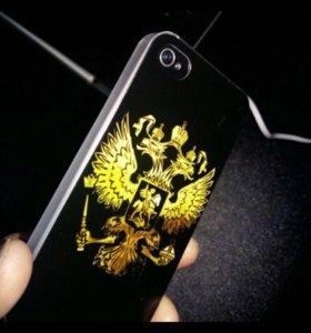 Чехол на IPhone 5S или SE